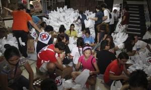 Typhoon Haiyan Aid