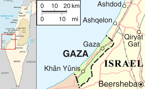 Gaza israel the world watches as the conflict flares again and literal line between israel and gaza while the region has enjoyed a relatively quiet period since 2012 tensions escalated again last week leading gumiabroncs Images
