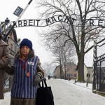 POLAND-GERMANY-HISTORY-JEWS-AUSCHWITZ-ANNIVERSARY-FILES